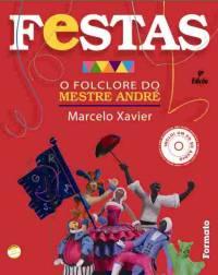 FESTAS (COM CD DE ÁUDIO)