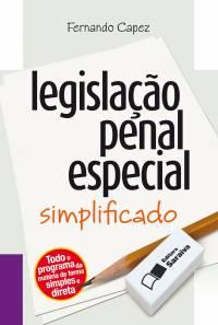 LEGISLAÇÃO PENAL ESPECIAL - SIMPLIFICADO