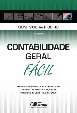 CONTABILIDADE GERAL FÁCIL