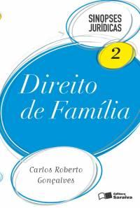 SINOPSES JURÍDICAS 2 - DIREITO DE FAMÍLIA