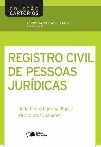 REGISTRO CIVIL DE PESSOAS JURÍDICAS