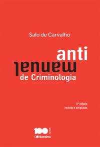 ANTIMANUAL DE CRIMINOLOGIA