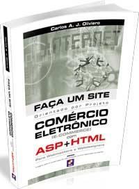 FAÇA UM SITE COMÉRCIO ELETRÔNICO COM ASP + HTML